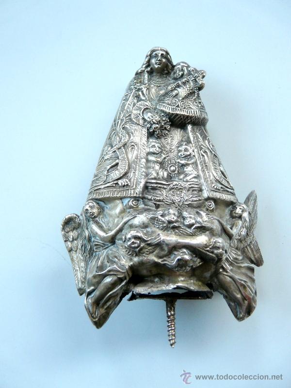 Antigüedades: NUESTRA SEÑORA LA VIRGEN DE LOS DESAMPARADOS PATRONA DE VALENCIA - Foto 7 - 54248297