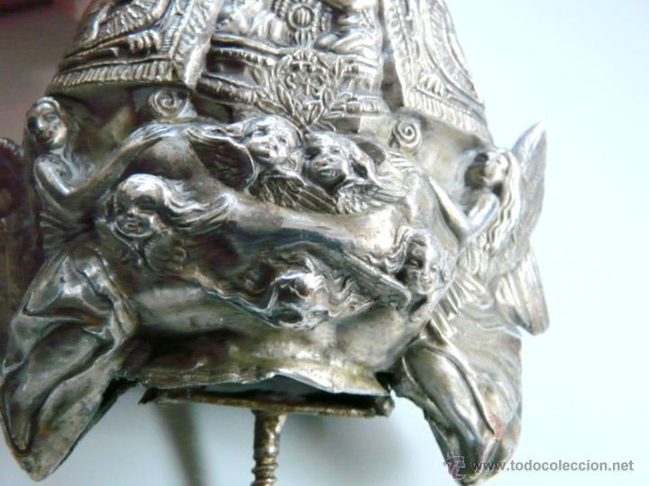 Antigüedades: NUESTRA SEÑORA LA VIRGEN DE LOS DESAMPARADOS PATRONA DE VALENCIA - Foto 8 - 54248297
