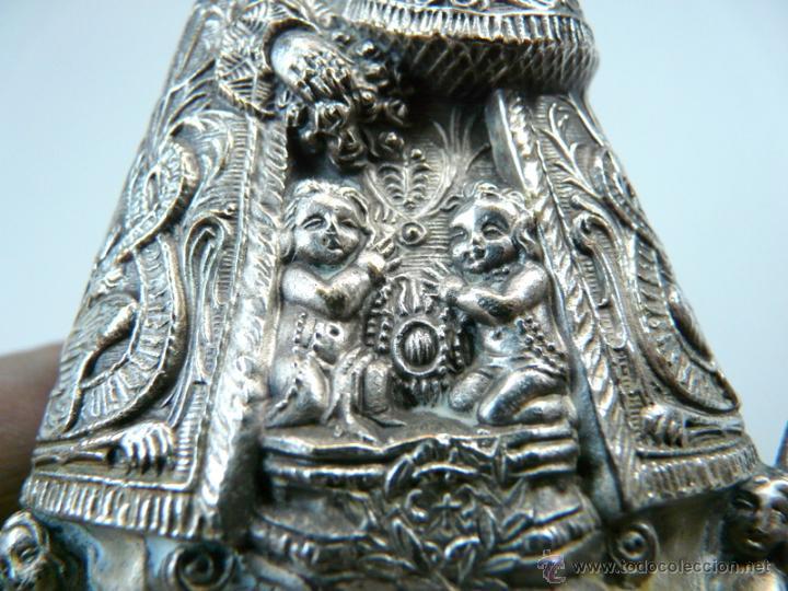 Antigüedades: NUESTRA SEÑORA LA VIRGEN DE LOS DESAMPARADOS PATRONA DE VALENCIA - Foto 9 - 54248297