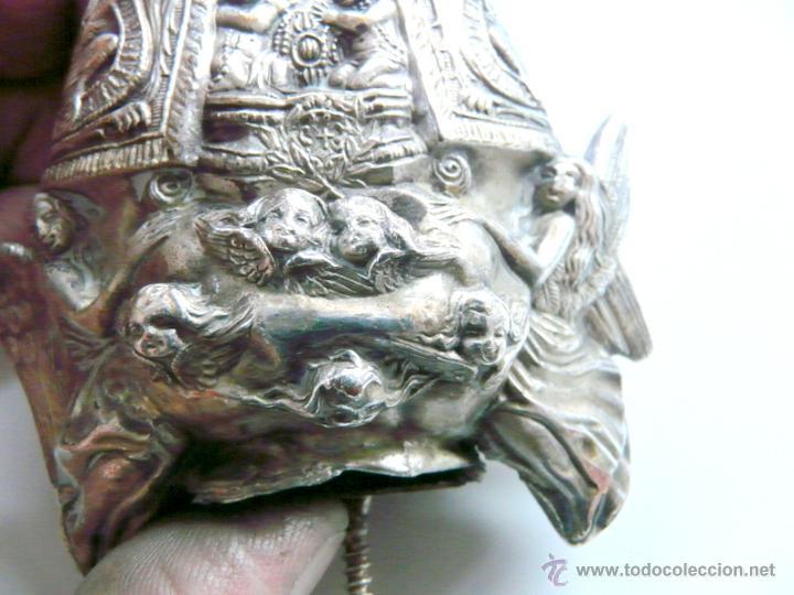 Antigüedades: NUESTRA SEÑORA LA VIRGEN DE LOS DESAMPARADOS PATRONA DE VALENCIA - Foto 16 - 54248297