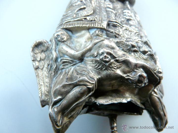 Antigüedades: NUESTRA SEÑORA LA VIRGEN DE LOS DESAMPARADOS PATRONA DE VALENCIA - Foto 17 - 54248297