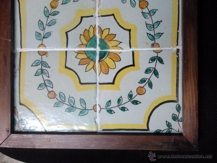 Antigüedades: azulejos catalanes - Foto 4 - 54268617