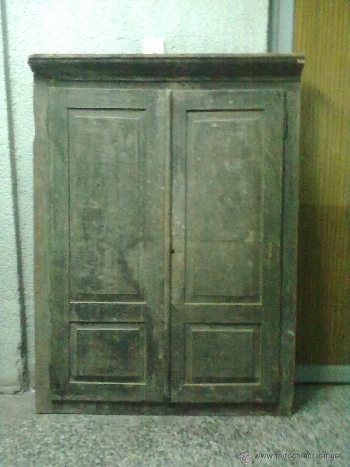 Frente armario empotrado para restaurar comprar armarios for Antiguedades para restaurar
