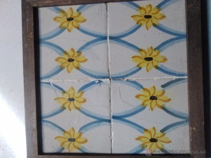 Antigüedades: azulejos catalanes - Foto 4 - 54269724
