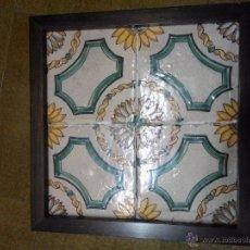 Antigüedades: AZULEJOS CATALANES. Lote 54271699