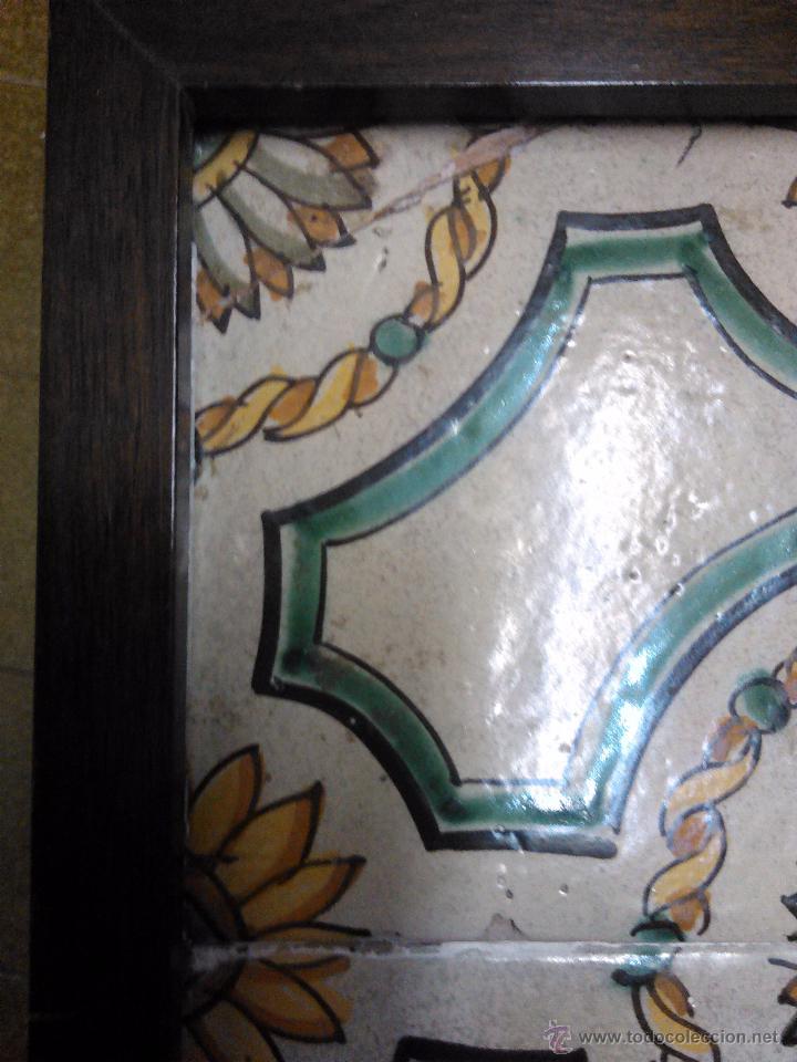 Antigüedades: azulejos catalanes - Foto 2 - 54271699