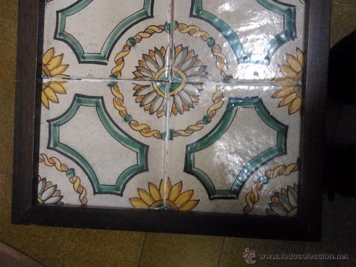 Antigüedades: azulejos catalanes - Foto 4 - 54271699