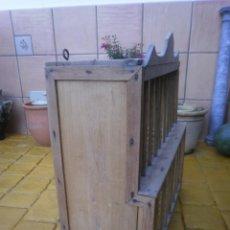 Antigüedades: PLATERO. Lote 54289367