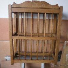 Antigüedades: PLATERO ANTIGUO. Lote 54289505