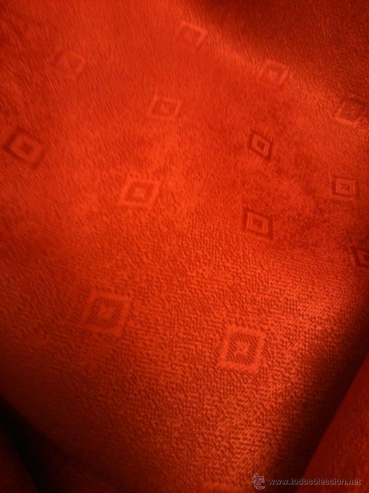 Antigüedades: * ANTIGUO CREP SEDOSO 4,2M. . (Rf:502/a) - Foto 3 - 114527940