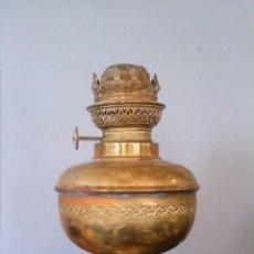 Antigüedades: QUINQUÉ DE LATÓN . Lote 54297696