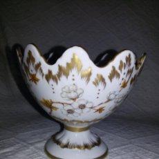 Antigüedades: CUENCO DE PORCELANA HISPANIA-13X11 CM-BUEN ESTADO. Lote 54301685