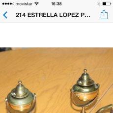Antigüedades: PALMATORIAS. Lote 54302725