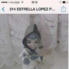 Antigüedades: LLADRO FIGURA. Lote 54303419