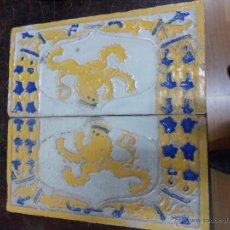 Antigüedades: AZULEJO DE TRIANA XVIII. Lote 54313335