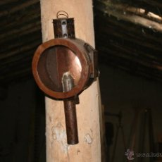 Antigüedades: FAROL DE CARRUAJE. Lote 54319435