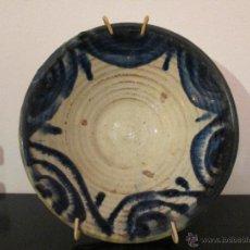 Antiquitäten - plato de ceramica alfareria albox ALMERIA - 56733006