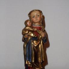 Antiquitäten - VIRGEN BIEN APARECIDA PATRONA DE CANTABRIA - 60264891