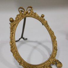 Antigüedades: PRECIOSO MARCO DE BRONCE ART NOUVEAU, MODERNISTA, JUGENDSTIL. Lote 54348856