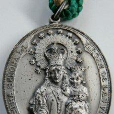 Antigüedades: MEDALLA NUESTRA SEÑORA LA VIRGEN DE LAS VIÑAS. Lote 54353140