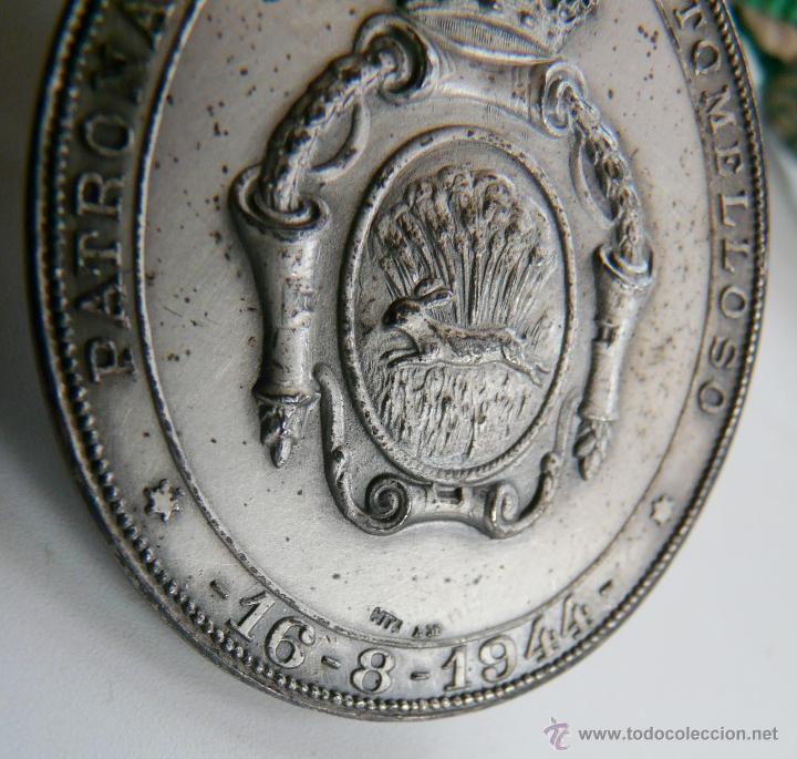 Antigüedades: MEDALLA NUESTRA SEÑORA LA VIRGEN DE LAS VIÑAS - Foto 11 - 54353140