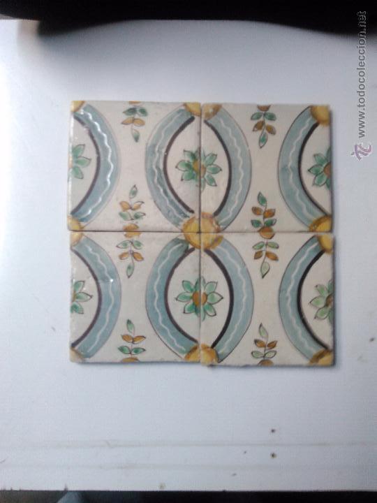 AZULEJOS CATALANES (Antigüedades - Porcelanas y Cerámicas - Catalana)
