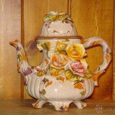 Antigüedades: PRECIOSA PIEZA DE BASSANO - ITALIA. Lote 54387718
