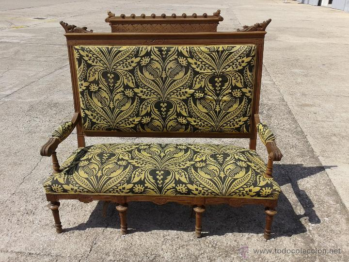 Restaurar un mueble antiguo tocador estilo alfonsino de for Restaurar mueble antiguo a moderno