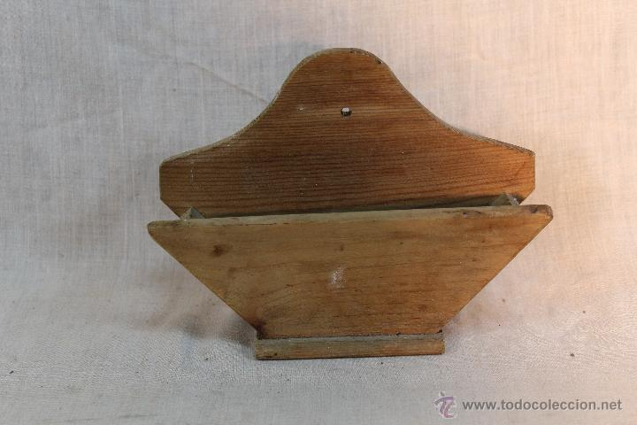 Antigüedades: repisa antigua de cocina - Foto 4 - 54450055