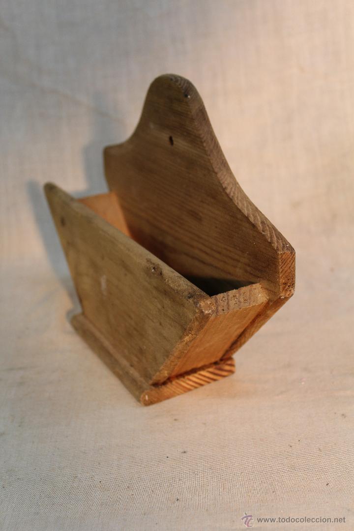 Antigüedades: repisa antigua de cocina - Foto 5 - 54450055