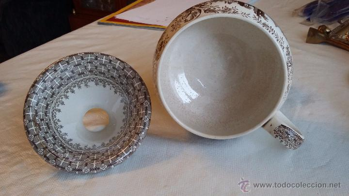 Antigüedades: Escupidera - Foto 2 - 54459682