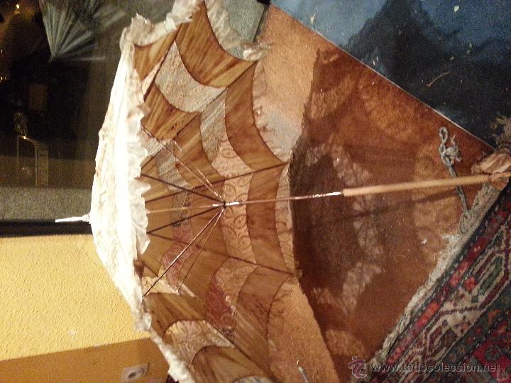 Antigüedades: SOMBRILLA - Foto 5 - 54292290