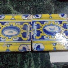 Antigüedades: AZULEJOS DE TRIANA XVIII. Lote 54474045
