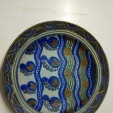 Antigüedades: PLATO GOUDA HOLANDA. Lote 54490475
