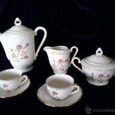 Antigüedades: JUEGO CAFE. Lote 54510249