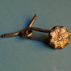 Antigüedades: ANTIGUO GEMELO DE PLATA. Lote 54543434