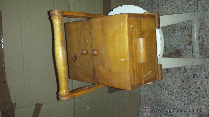 Antigüedades: COSTURERO MADERA - Foto 5 - 54558982
