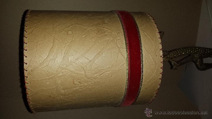 Antigüedades: LAMPARA MESA - Foto 3 - 54559388