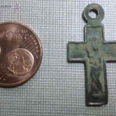 Antigüedades: ANTIGUA MEDALLA RELIGIOSA - CRUZ / CRUCIFIJO. Lote 54570671