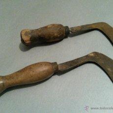Antigüedades: UTENSILIOS PARA CORTAR UVAS. Lote 54585382
