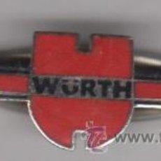 Antigüedades: AGUJA DE CORBATA WURTH. Lote 54606820