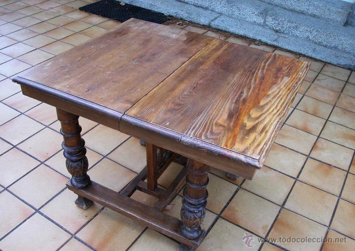 mesa copa-tapadera s.xvii - Comprar Mesas Antiguas en todocoleccion ...