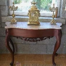 Antigüedades: CONSOLA FRANCESA S.XVIII. Lote 54608664