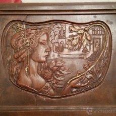 Antiquitäten - preciosa caja modernista - 54630037