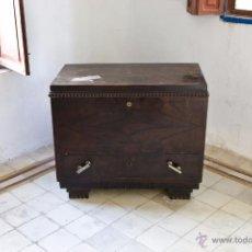 Antigüedades: - FANTÁSTICO BAÚL ARDECO LEER DESCRIPCIÓN. Lote 54640850