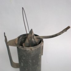 Antiquitäten - *LÁMPARA-CANDÍL DE CARBURO- CARBURERO* - 54642587