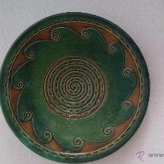 Antigüedades: PLATO DECORATIVO- TITO ÚBEDA. Lote 54646754