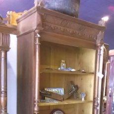 Antigüedades: PRECIOSO MUEBLE ESTANTERIA. Lote 54647568