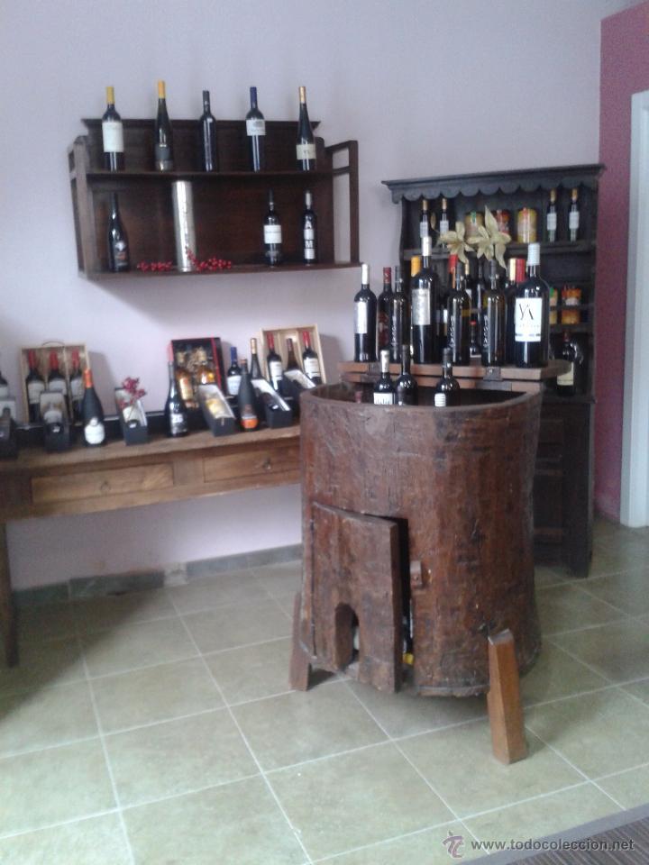 antiguo mueble granero en madera de castaño- ad - Comprar Utensilios ...