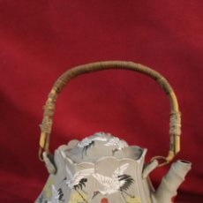 Antigüedades: TETERA CHINA ANTIGUA. Lote 54667737